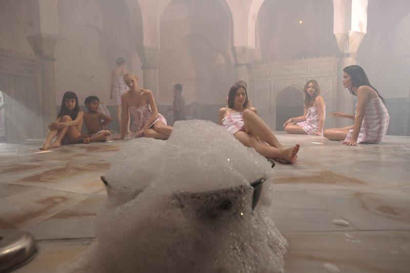 bagno turco a Istambul
